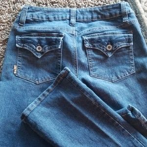 Womens jeans size 7 cute and comfy